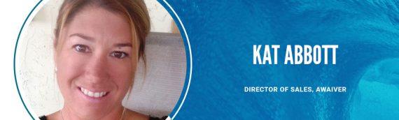 Welcome, Kat Abbott! – AWaiver Director of Sales
