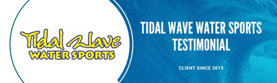 AWaiver Testimonial from Tidal Wave Water Sports