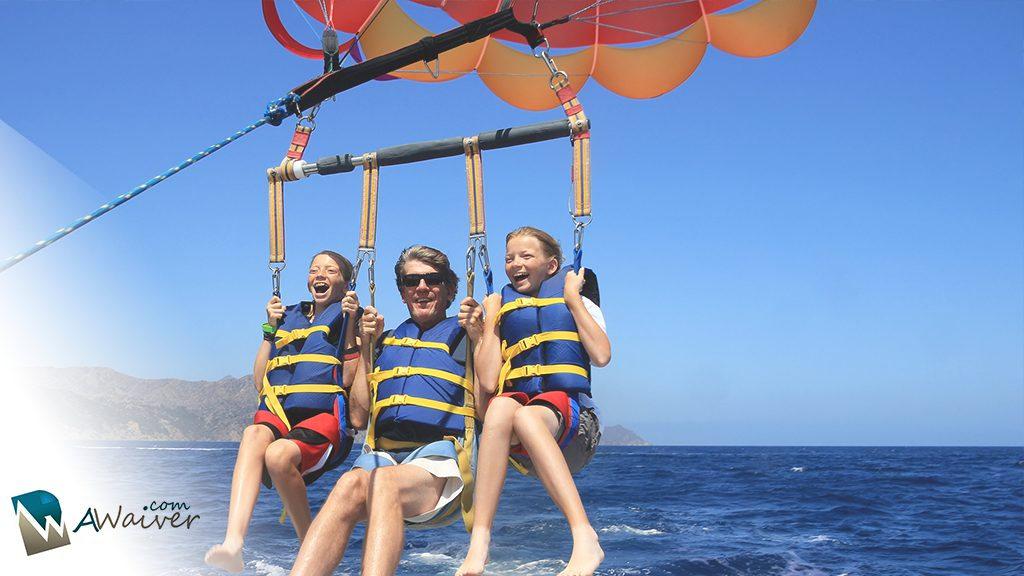 Liability Waiver Parasailing
